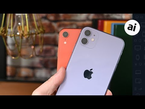 Camera Quality Comparison: iPhone 11 VS iPhone XR!