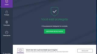 Ativação Avast Premier Atualizado 2019