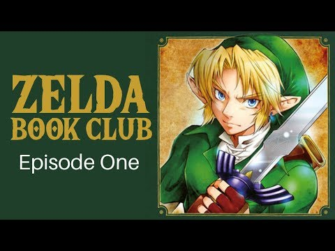 Zelda Book Club - Episode 1