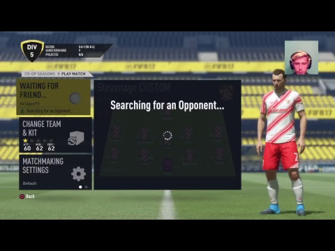 Fifa 17|From Shame To Fame| Ep1