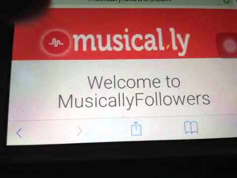 How to get likes and followers on music.ly