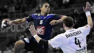 BEST of Handball: Crazy Goals & Tricks | 2015-2016