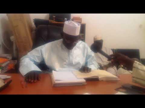 El Hadj Moustapha Gueye vidéo radio Senegal 3