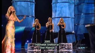 Video Eurovision Israel 1990-2011 Entries Recap download MP3, 3GP, MP4, WEBM, AVI, FLV November 2018