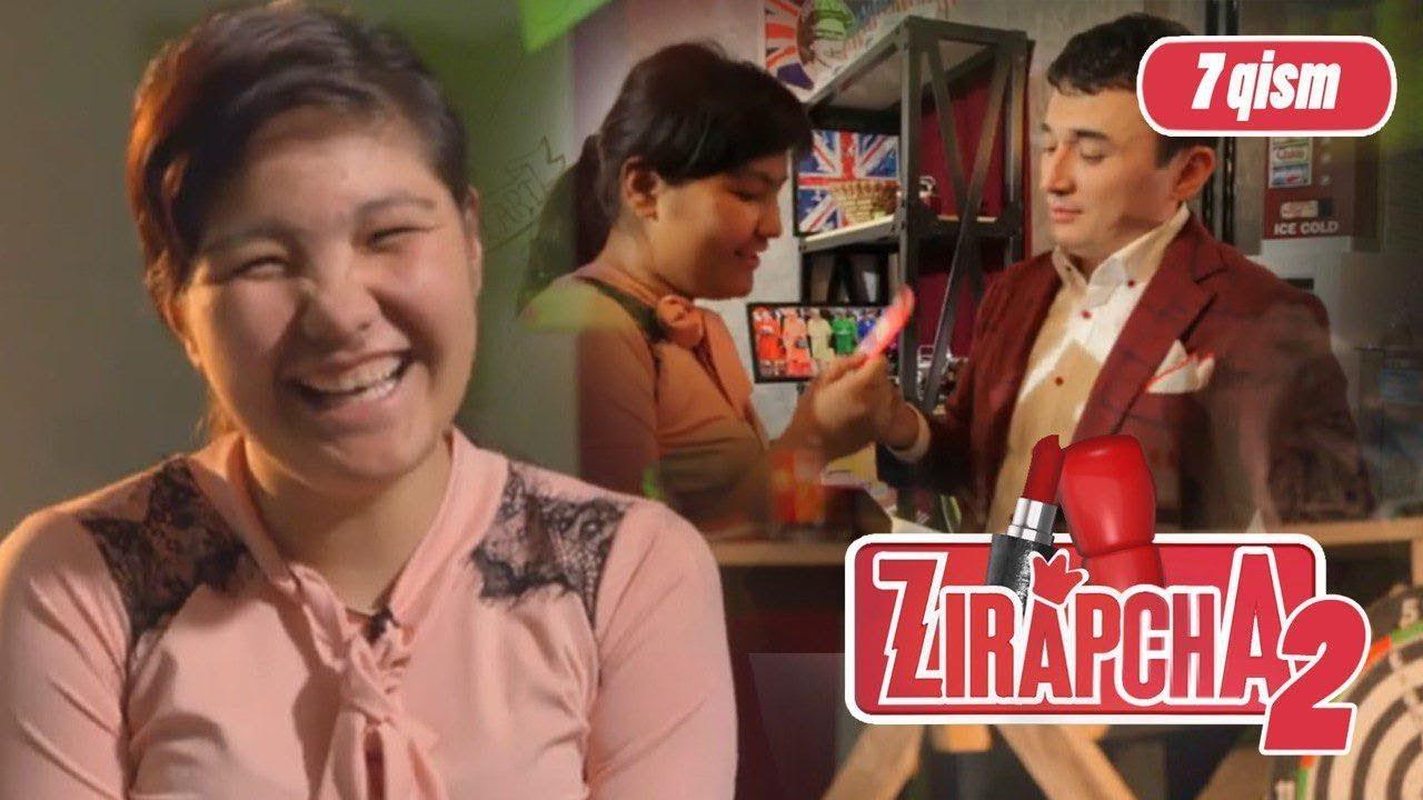 Zirapcha (2-mavsum) 7-qism I Зирапча (2-мавсум ) 7-кисм #Зирапча #Zirapcha