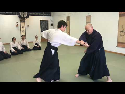 Aikido: Energy Transference Training and Drilling