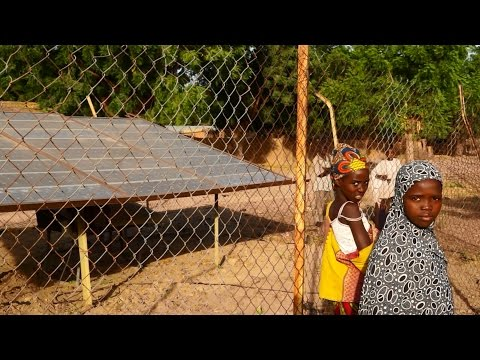 Green Energy for the Giant of Africa