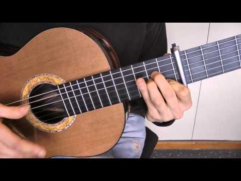 Cours de guitare - Bernard LAVILLIERS : Les mains d'or (1/2) démo   grilles