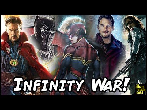 Avengers Infinity War Entire Cast Confirmed