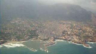 Decollo da Punta Raisi