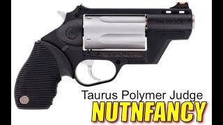 The Better Pocket Shotgun? Taurus Polymer Judge