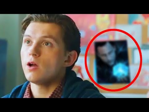 Fans Missed These Easter Eggs in Spider-Man: Far From Home