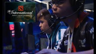Resumen de The International 2017, el campeonato mundial de DOTA 2