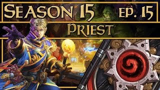 Hearthstone: Kolento plays control priest (#15)