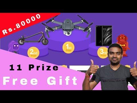 How to Play & Win Xiaomi Mi6 | Banggood Annevarsary Sale