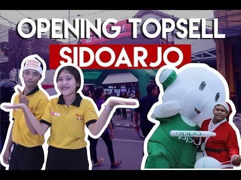 OPENING Topsell SIDOARDJO