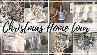 CHRISTMAS HOME TOUR 2018 | NEUTRAL CHRISTMAS DECOR | DECORATING FOR CHRISTMAS