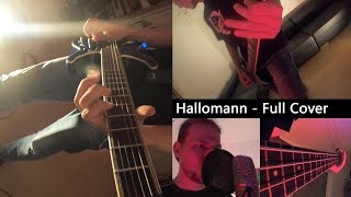 Rammstein -  Hallomann (Full Cover Version)