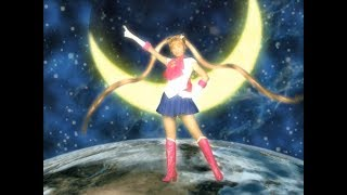 Sailor Moon Live Action Transformations 60fps