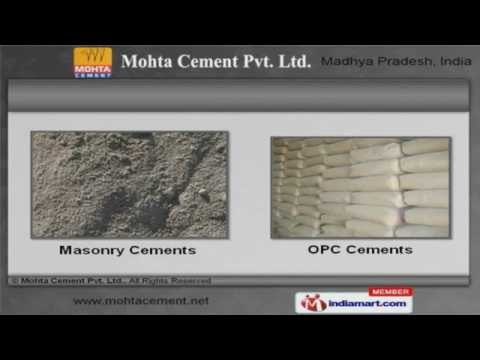 Wall Panels & Construction Materials  By Mohta Cement Pvt. Ltd., Indore