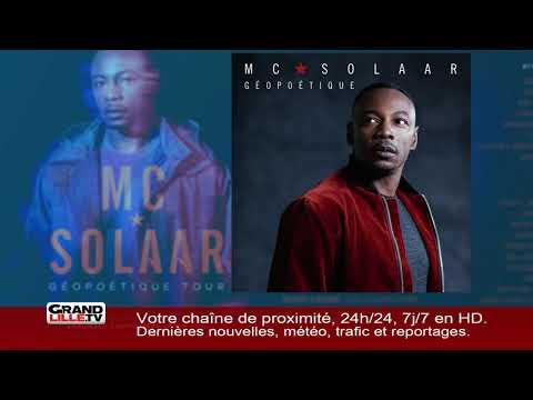 MC Solaar présente son dernier album