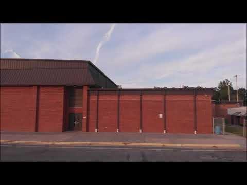 DJI Mavic Air @ Ledford Senior High School - Thomasville NC