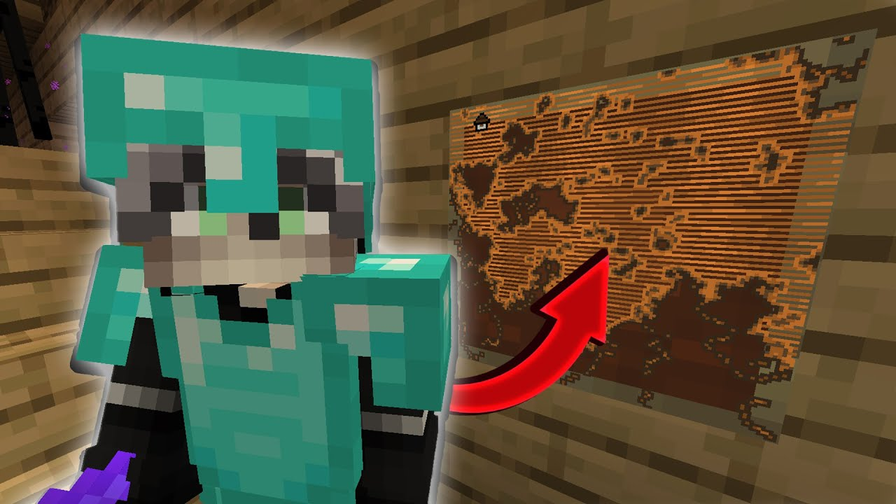 განძის ძიებაში! | Minecraft SMP #3