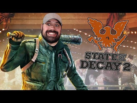 Power To The Base | State Of Decay 2 Gameplay | E17