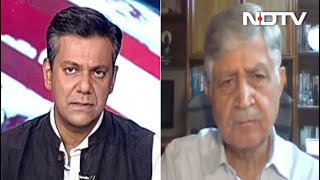 "Ex-Army Chief VP Malik To NDTV On India-China Clash: ""Losing Information War"""