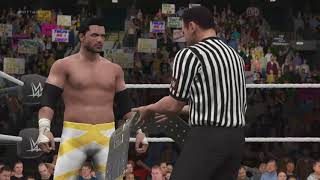 WWE 2K17 My Career Mode Episode 7: NXT Championship Title Match!