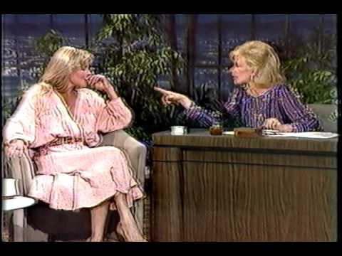 Joan Rivers with Bo Derek on the Tonight Show (1984), Part 2