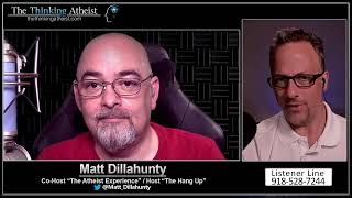 Birthday Banter with Seth Andrews and Matt Dillahunty