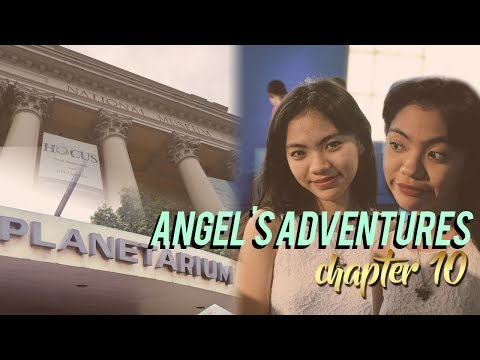 chapter 10 – when in manila: Visiting Planetarium + National Museum