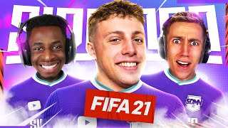 GOING FOR THE TITLE! (Sidemen FIFA 21 Pro Clubs)