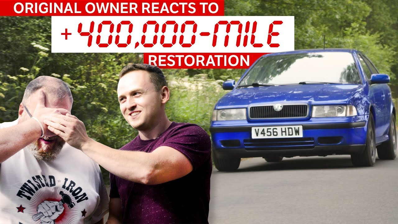 Our Restored 434 000 Mile Skoda Has Stunned Its Former Owner