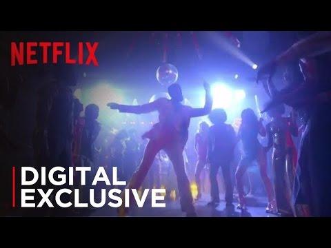 Digital Exclusive | 'The Get Down' Dances To 'Unbreakable Kimmy Schmidt'  [HD] | Netflix