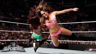 Nikki Bella vs. Alicia Fox: WWE Superstars, June 19, 2014