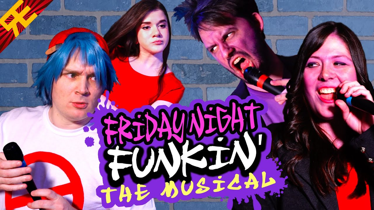 Download Friday Night Funkin' the Musical [by Random Encounters] (feat. FamilyJules & Adriana Figueroa)