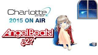Rumores y teorias: Charlotte ¿Angel Beats 2 Temporada?(Nuevo anime de visual art Key)