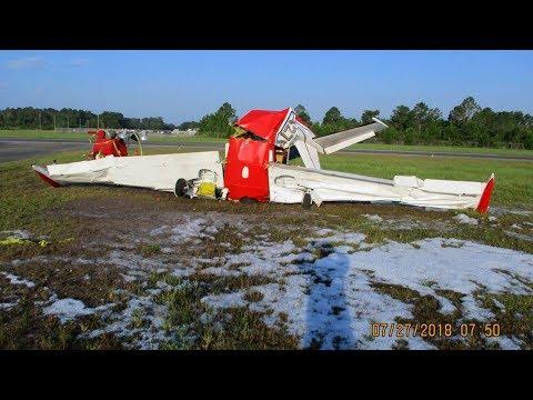 Fatal Crash Of Piper Comanche (Florida, 2018)