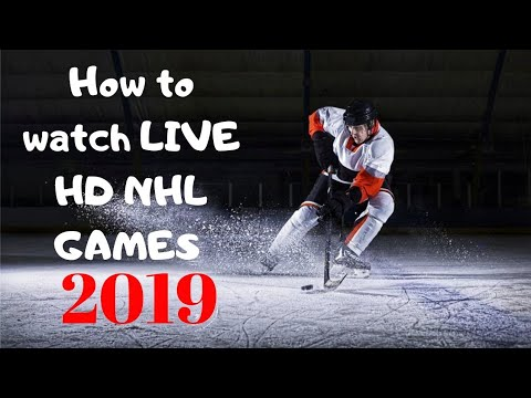 How To Get Live HD NHL GAMES On A Firestick (ice Hockey)