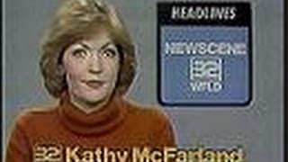 WFLD Channel 32 - Newscene with Kathy McFarland (1981)