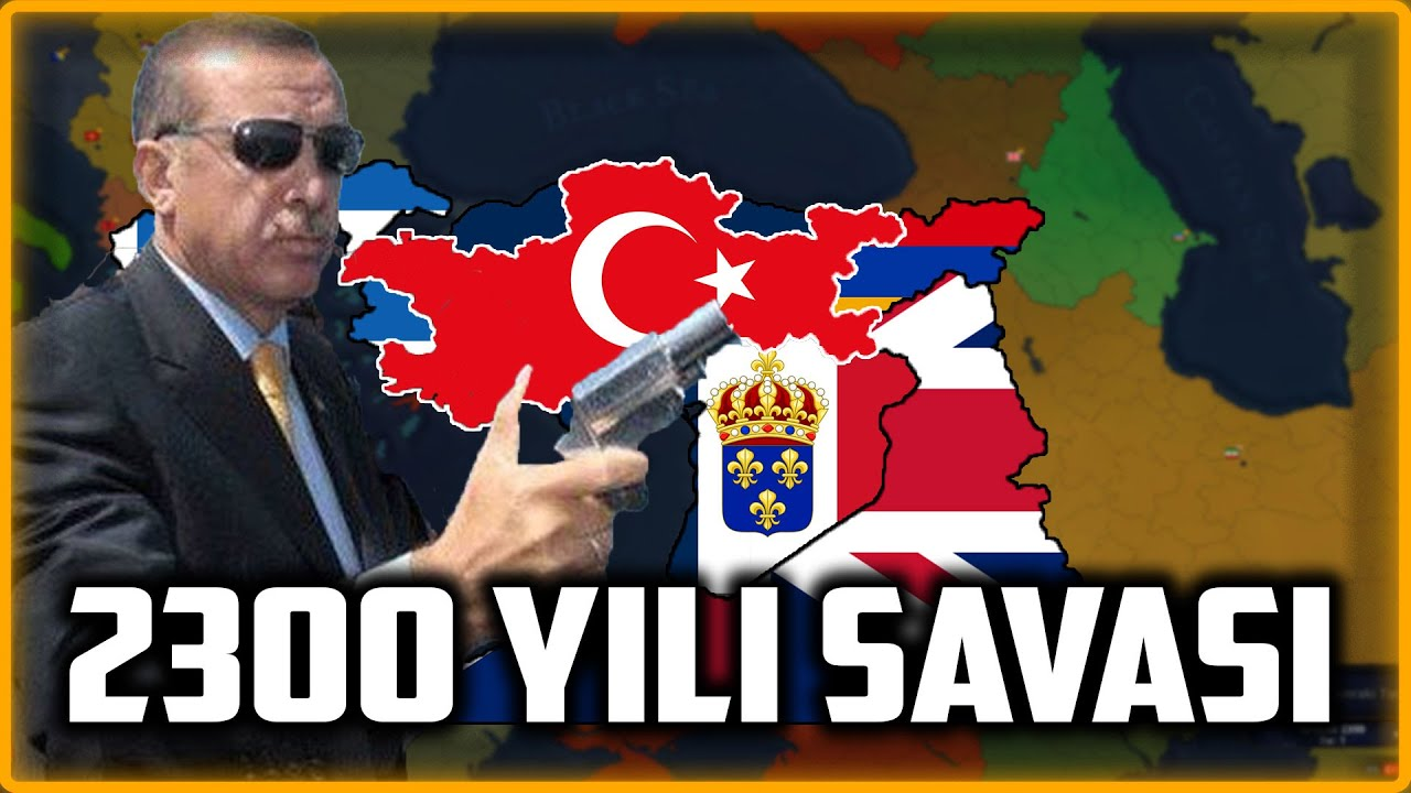 2300 YILI SENARYOSU - Age of History 2 Türkiye