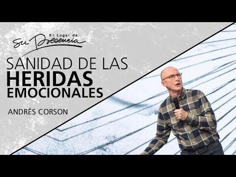 📺 Sanidad de las heridas emocionales - @Andrés Corson - 16 Junio 2019