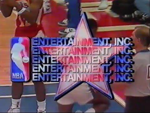 NBA Awesome Endings - 1989 video
