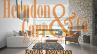 herndon carr   condo insurance   fl