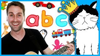 ABC Song | Learn the Alphabet, Letters, & Phonics | Mooseclumps | Kids Learning Videos for Toddlers