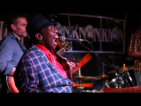 Lucky's Cool Jam - by Lucky Peterson at the 2016 KNON Blues Festival
