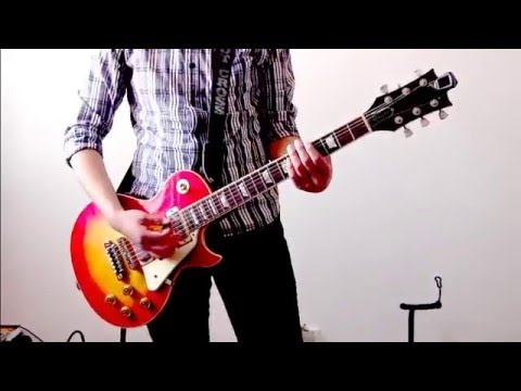 Oh Love - Green Day (Guitar Cover)