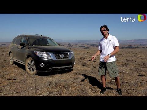 Prueba Nissan Pathfinder 2013 Espaol